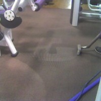 Gold's Gym Carpets