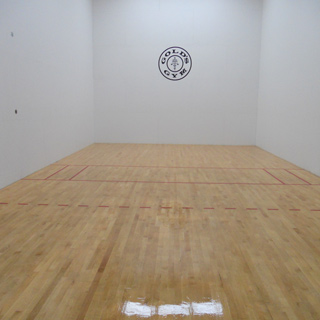 Gold's Gym Winter Haven, FL Racquetball Wood