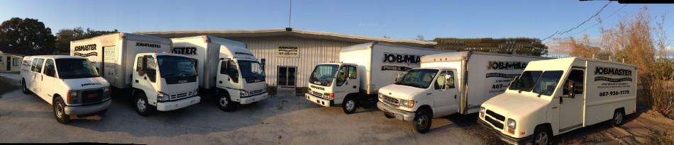Jobmaster fleet