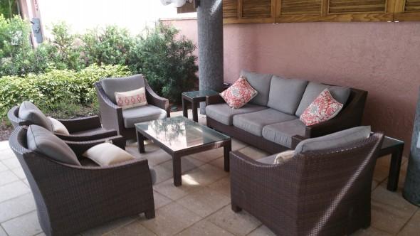 Sunbrella® furniture